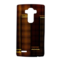 Metallic Geometric Abstract Urban Industrial Futuristic Modern Digital Art LG G4 Hardshell Case