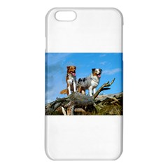 2 Australian Shepherds iPhone 6 Plus/6S Plus TPU Case
