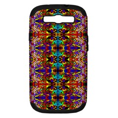 PSYCHIC AUCTION Samsung Galaxy S III Hardshell Case (PC+Silicone)