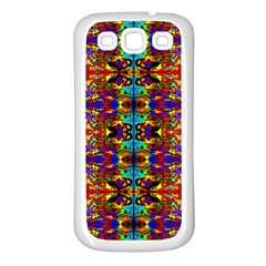 PSYCHIC AUCTION Samsung Galaxy S3 Back Case (White)
