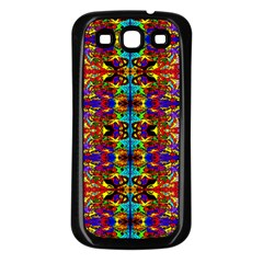 PSYCHIC AUCTION Samsung Galaxy S3 Back Case (Black)