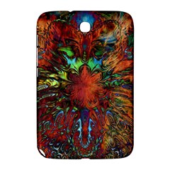 Boho Bohemian Hippie Floral Abstract Samsung Galaxy Note 8.0 N5100 Hardshell Case