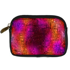 Purple Orange Pink Colorful Digital Camera Cases