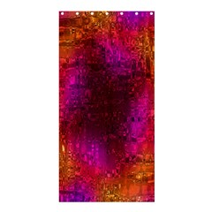 Purple Orange Pink Colorful Shower Curtain 36  x 72  (Stall)