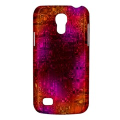 Purple Orange Pink Colorful Galaxy S4 Mini