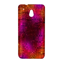 Purple Orange Pink Colorful HTC One Mini (601e) M4 Hardshell Case