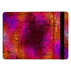 Purple Orange Pink Colorful Samsung Galaxy Tab Pro 12.2  Flip Case