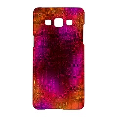 Purple Orange Pink Colorful Samsung Galaxy A5 Hardshell Case