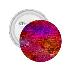 Purple Orange Pink Colorful Art 2.25  Buttons