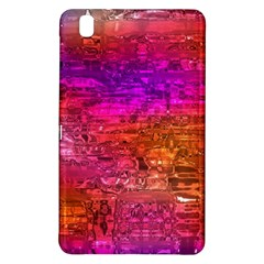 Purple Orange Pink Colorful Art Samsung Galaxy Tab Pro 8.4 Hardshell Case