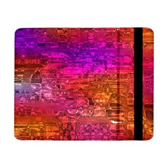 Purple Orange Pink Colorful Art Samsung Galaxy Tab Pro 8.4  Flip Case