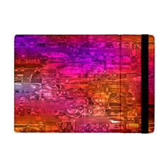 Purple Orange Pink Colorful Art iPad Mini 2 Flip Cases