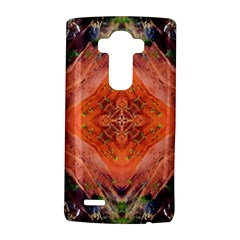 Boho Bohemian Hippie Floral Abstract Faded  LG G4 Hardshell Case