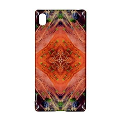 Boho Bohemian Hippie Floral Abstract Faded  Sony Xperia Z3+