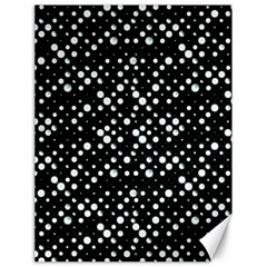 Galaxy Dots Canvas 18  x 24