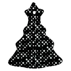 Galaxy Dots Ornament (Christmas Tree)