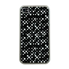 Galaxy Dots Apple iPhone 4 Case (Clear)