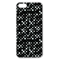 Galaxy Dots Apple Seamless iPhone 5 Case (Clear)