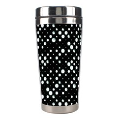 Galaxy Dots Stainless Steel Travel Tumblers