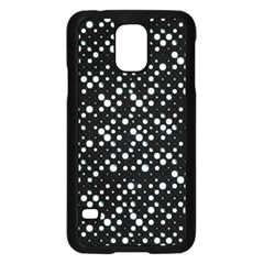 Galaxy Dots Samsung Galaxy S5 Case (Black)