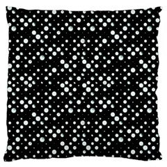 Galaxy Dots Standard Flano Cushion Case (One Side)
