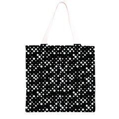 Galaxy Dots Grocery Light Tote Bag
