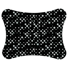 Galaxy Dots Jigsaw Puzzle Photo Stand (Bow)