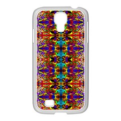 PSYCHO ONE Samsung GALAXY S4 I9500/ I9505 Case (White)