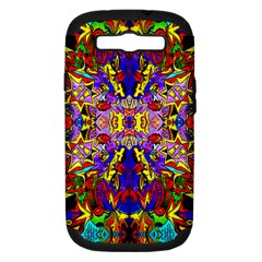 PSYCHO AUCTION Samsung Galaxy S III Hardshell Case (PC+Silicone)
