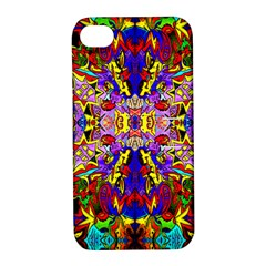 PSYCHO AUCTION Apple iPhone 4/4S Hardshell Case with Stand