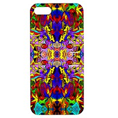 PSYCHO AUCTION Apple iPhone 5 Hardshell Case with Stand