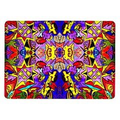 PSYCHO AUCTION Samsung Galaxy Tab 10.1  P7500 Flip Case
