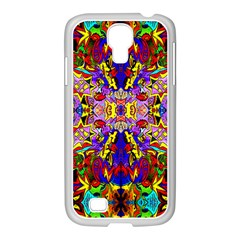 PSYCHO AUCTION Samsung GALAXY S4 I9500/ I9505 Case (White)