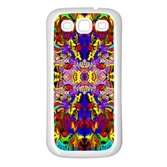 Psycho Auction Samsung Galaxy S3 Back Case (white)