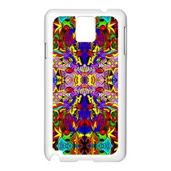 Psycho Auction Samsung Galaxy Note 3 N9005 Case (white)