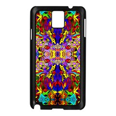 PSYCHO AUCTION Samsung Galaxy Note 3 N9005 Case (Black)