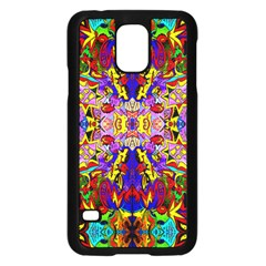 PSYCHO AUCTION Samsung Galaxy S5 Case (Black)