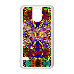 PSYCHO AUCTION Samsung Galaxy S5 Case (White)