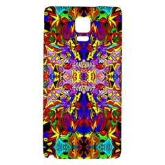 PSYCHO AUCTION Galaxy Note 4 Back Case