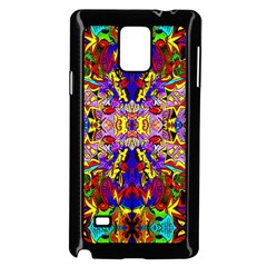 PSYCHO AUCTION Samsung Galaxy Note 4 Case (Black)