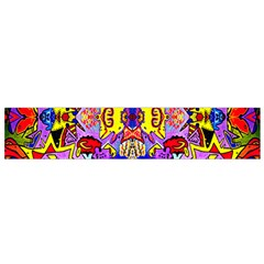 PSYCHO AUCTION Flano Scarf (Small)