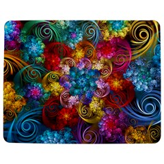 Spirals And Curlicues Jigsaw Puzzle Photo Stand (Rectangular)