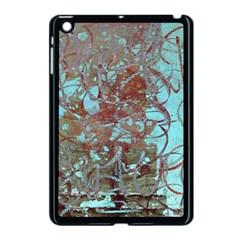 Urban Graffiti Grunge Look Apple iPad Mini Case (Black)