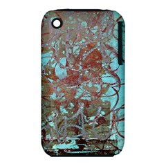 Urban Graffiti Grunge Look Apple iPhone 3G/3GS Hardshell Case (PC+Silicone)