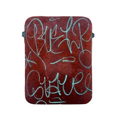 Urban Graffiti Rust Grunge Texture Background Apple iPad 2/3/4 Protective Soft Cases