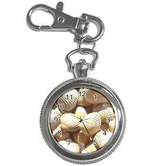 Tropical Exotic Sea Shells Key Chain Watches
