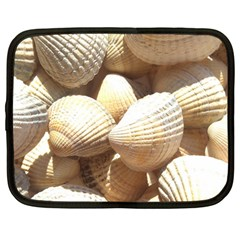 Tropical Exotic Sea Shells Netbook Case (Large)