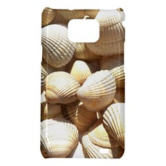 Tropical Exotic Sea Shells Samsung Galaxy S2 i9100 Hardshell Case