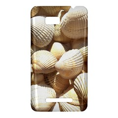Tropical Exotic Sea Shells HTC One SU T528W Hardshell Case