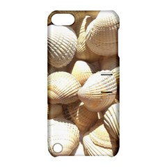 Tropical Exotic Sea Shells Apple iPod Touch 5 Hardshell Case with Stand